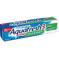 Аквафреш зубная паста 3+ Мягко-Мятная 100мл AQUAFRESH