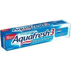 Аквафреш зубная паста 3+ Освежающе-Мятная 100мл AQUAFRESH