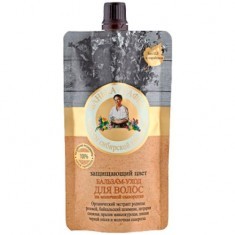 Банька Агафьи Бальзам-уход для волос Защищающий цвет 100мл БАНЬКА АГАФЬИ