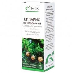 Масло Кипарис вечнозеленый эфирное 10 мл Олеос Oleos