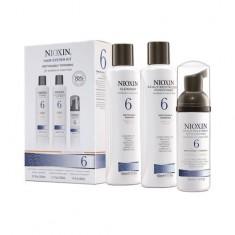 Nioxin Система 6 Набор 150мл+150мл+40мл