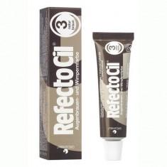 RefectoCil Краска коричневая для ресниц № 3