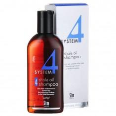 Sim Sensitive Система 4 шампунь терапевтический №4 для жирных волос, чувствительной, раздраженной кожи головы 100мл