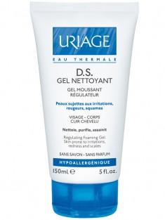 Uriage DS Очищающий гель для раздраженной кожи 150 мл
