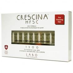 Crescina 1300 Лосьон для стимуляции роста волос для мужчин №20 3,5 мл
