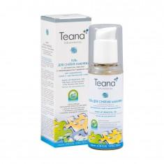 Teana/Теана Гель для снятия макияжа с экстрактом персика 125мл