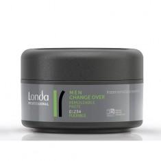 Londa Styling Men CHANGE OVER пластичная паста для волос нормальной фиксации 75мл LONDA PROFESSIONAL