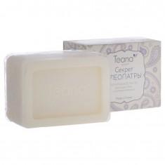 TEANA СЕКРЕТ КЛЕОПАТРЫ Натуральное мыло для сухой и чувствительной кожи лица и тела с ослиным молоком 100 гр
