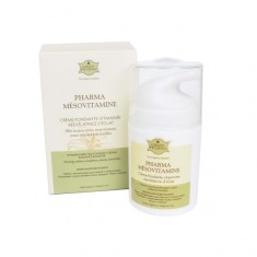 Грин Фарма Фармамезовитамин крем с витаминами для сияния и тонуса кожи диспенсер 50 мл Green Pharma