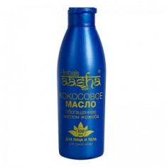 Масло кокосовое с жожоба для лица и тела, 100 мл (Aasha)