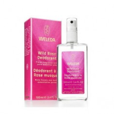 Дезодорант розовый, 100 мл (Weleda)