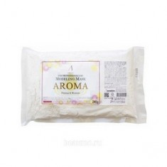Маска альгинатная антивозрастная питательная, 240 г (Anskin)