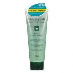 Шампунь-скраб отшелушивающий для волос и кожи головы, 230 мл (Welcos)