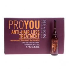 Средство против выпадения волос, 12*6 мл (Revlon Professional)