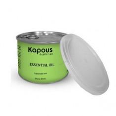 Жирорастворимый воск с экстрактом масла арганы в банке, 400 мл (Kapous Professional)