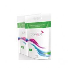 Термомаска с зеленым чаем для активного похудения, 500 г (D'arique)