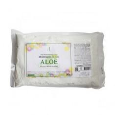 Маска альгинатная успокаивающая с экстрактом алоэ, 240 г (Anskin)