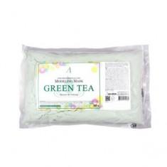 Маска альгинатная с экстрактом зеленого чая, 240 г (Anskin)