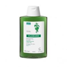 Шампунь c крапивой для жирных волос, 200 мл (Klorane)