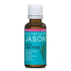 Масло чайного дерева 100%, 30 мл (Jason)