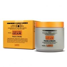 Гуам (Guam) FANGHI D'ALGA Маска антицеллюлитная для живота и талии 500 г