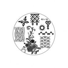 El Corazon, диск для стемпинга № EC-s 541