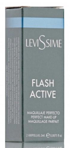 LEVISSIME Комплекс Мгновенное преображение / Flash Active 2*2 мл