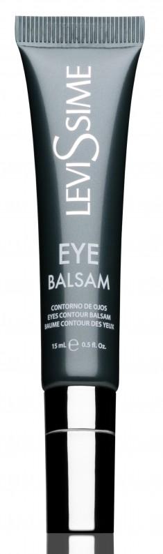 LEVISSIME Бальзам с керамическим аппликатором для глаз Мгновенное преображение / Eye Balsam 15 мл