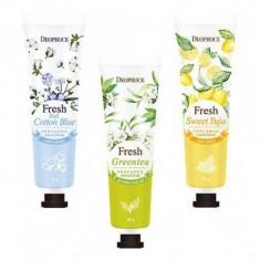 парфюмированный крем для рук deoproce perfumed hand cream