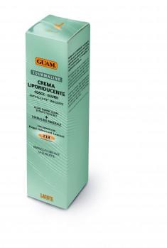 GUAM Крем антицеллюлитный c жиросжигающим эффектом с микрокристаллами Турмалина / TOURMALINE 200 мл