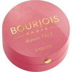BOURJOIS Румяна для лица 34 / Blusher rose d`or