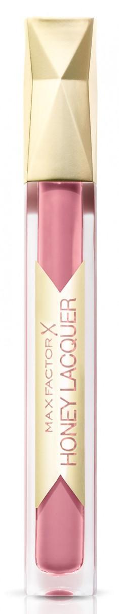 MAX FACTOR Блеск для губ 10 / Honey Lacquer Gloss honey rose