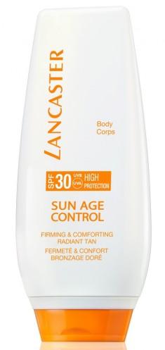 LANCASTER Молочко для лица и тела SPF 30 / Sun Control 125 мл