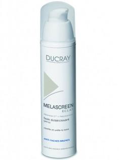 Дюкрэ (Ducray) Меласкрин Лёгкий отбеливающий крем SPF15 Eclat 40 мл