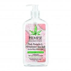HEMPZ Молочко увлажняющее для тела, помело и гималайская соль / Pink Pomelo & Himalayan Sea Salt Herbal Body Moisturizer 500 мл