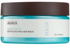 AHAVA Маска интенсивная питательная для волос / Deadsea Water 250 мл