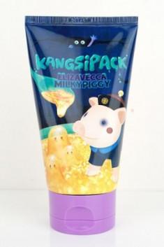 Маска очищающая с золотым порошком ELIZAVECCA Milky Piggy Kangsipack 120мл