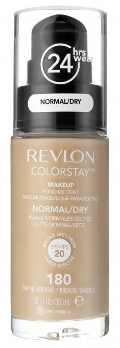 REVLON Крем тональный для комбинированной и жирной кожи 180 / Colorstay Makeup For Combination-Oily Skin Sand beige 30 мл