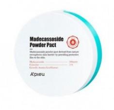 Пудра компактная с мадекасоссидом A'PIEU Madecassoside Powder Pact