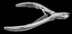 STALEKS PRO Кусачки для кожи N5-30-05 (КЕ-09), режущая часть 5 мм / Smart 20