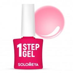 SOLOMEYA Гель-лак однофазный для ногтей, 16 мечта / One Step Gel Dream 5 мл