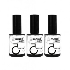 Nano Professional, Набор Make up for nails, Tint summer set