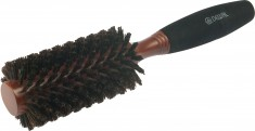 DEWAL PROFESSIONAL Брашинг деревянный, натуральная щетина, мягкая ручка d 26/55 мм