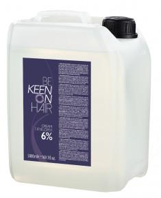 KEEN Крем-окислитель 6% / CREAM DEVELOPER 5000 мл