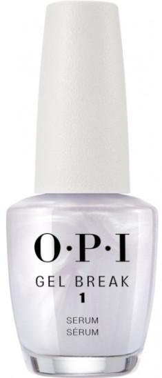 OPI Покрытие базовое восстанавливающее выравнивающее для ногтей / Gel Break Serum Base Coat 15 мл