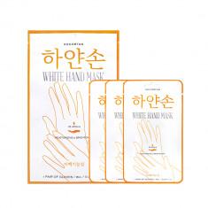 KOCOSTAR Набор восстанавливающих масок для рук Увлажнение и Сияние 3 х 8 мл