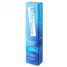 Concept Soft Touch - Крем-краска для волос безаммиачная, тон 5.0 Темно-русый, 60 мл