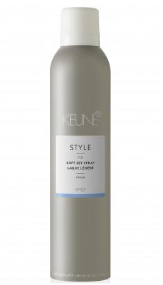 KEUNE Лак для волос софт / STYLE SOFT SET SPRAY 300 мл