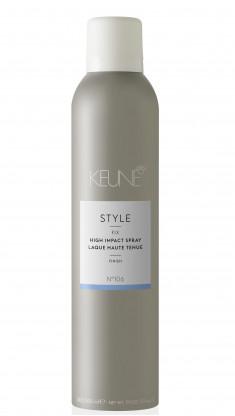 KEUNE Лак для волос сильной фиксации / STYLE HIGH IMPACT SPRAY 300 мл