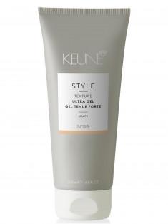 KEUNE Гель ультра для эффекта мокрых волос / STYLE ULTRA GEL 200 мл